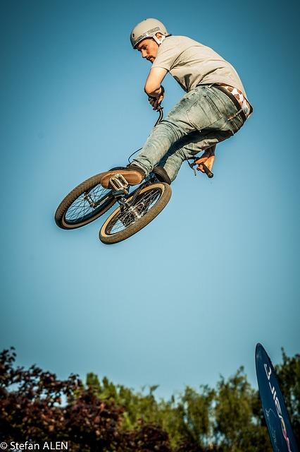 bmx air shot