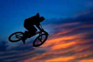 BMX Sunrise