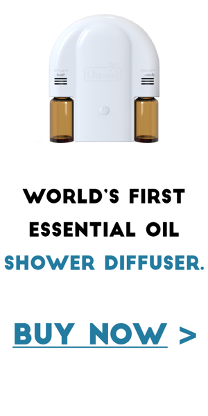 Oasis Diffusers Essential Shower Diffuser